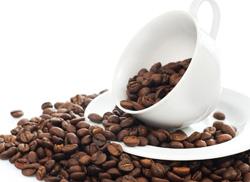 Kaffeeverkauf